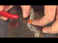 Make a super sparkly - custom - cup chain bracelet using @createyourstyle Swarovski crystals from @DTCreations with Katie Hacker on Beads, Baubles & Jewels #2108-3 Sparkly Jewelry, Simple Jewelry, Beaded Rings, Beaded Bracelets, Jewelry Art, Fine Jewelry, Jewelry Ideas, Jewellery, Silver Wedding Bands