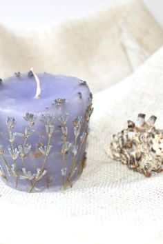 Lavender scented candle,scented candles,wax candle,aromatherapy,Herbal candle,floral candle,Romantic,hand poured candles,tea light candles by CuteThingsOnEtsy on Etsy https://www.etsy.com/listing/220903227/lavender-scented-candlescented