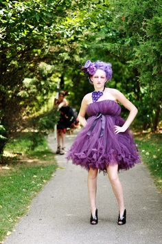 I'm really going to have to be Effie Trinket one of these days - Trend Alert: Hunger Games Inspired Costumes