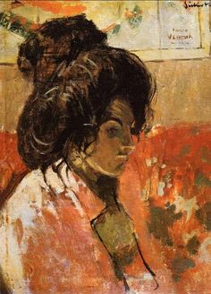 """Walter Sickert... I'm a big fan of Alan Moore's Jack The Ripper graphic novel """"From Hell"""", this is where I first heard about painter Walter Sickert, who was even believed by some to be Jack the Ripper."""