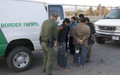 Aumentan los arrestos en la frontera con México | USA Hispanic PressUSA Hispanic Press