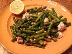 Chicken Asparagus Stir Fry | Nutrimost Recipes