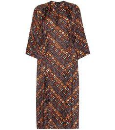 mytheresa.com - Tizy printed silk dress - Luxury Fashion for Women / Designer clothing, shoes, bags