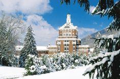 Eight Virginia Resorts for the Holidays « Virginia's Travel Blog