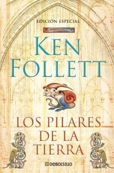 Pillars of the Earth by Ken Follet. Looks like this will be one of my favorite books. The author had me at the prologue. I Love Books, Great Books, Books To Read, My Books, Book Writer, Book Authors, Book Nerd, Ken Follett, Earth Book