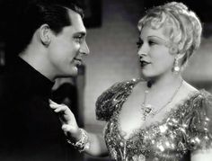 SHE DONE HIM WRONG (1933, Paramount). Mae West in her greatest film makes a joke about prostitution in her first line and the talk remains saucy throughout in this Pre-Code classic; one of my very favorite movies. On a relatively small budget Paramount created a pungent and rich 1890s atmosphere populated by smart-talking rough trade. Comedy and melodrama blend in ways that baffle clueless contemporary filmgoers. And there's Cary Grant. Moralists were outraged. 'Nuff said. (KevinR@Ky)