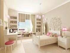 Фото Домик для кроликов . Интерьер разработан для маленькой девочки 5 лет.., Киев, FUTURA, фото 1006742