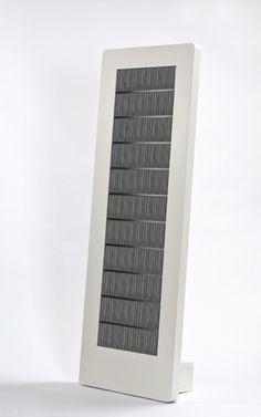 Front view of Audiostatic loudspeaker.€3000