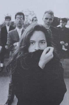 Natalie Merchant.- INFP Personality