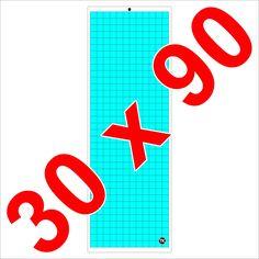 Entender para poder atender! Super bases de corte para a Silhouette Cameo. São 4 tamanhos: 20cm*30cm - 30cm*30cm - 30cm*60cm - 30cm*90cm