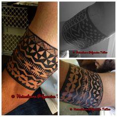 Fijian design freehand!