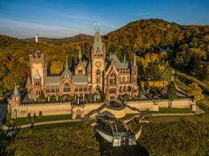 Schloss Drachenburg Bild 1 - Schloss Drachenburg – Wikipedia