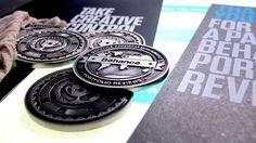 Eccolo! E' arrivato il kit con i premi di Behance!! Quali potrebbero essere le categorie premiate? Miglior Sorriso...Miglior Discorso...Miglior Logo...? Voi che ne dite, avete delle idee? — presso D'arc.Studio.