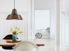 bluehende ideen stehlampe danish design anregungen bild und ebbfbef