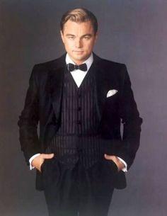 the great gatsby tuxedo