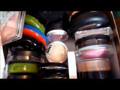 Mijn Stash (Make-Up) Maart 2011