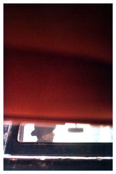 Driver, by Saul Leiter photographer History Of Photography, Photography Gallery, Fine Art Photography, Street Photography, Saul Leiter, Pittsburgh, Pennsylvania, Berenice Abbott, New York School