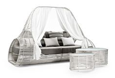 Kenneth Cobonpue : Collections : LOLAH : Daybed