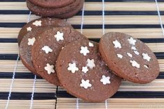 Biscotti pan di stelle, scopri la ricetta: http://www.misya.info/2013/11/08/biscotti-pan-di-stelle.htm