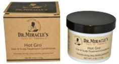 Unisex Dr. Miracle's Hot Gro Hair and Scalp Treatment Conditioner 1 pcs sku- 1788852MA ** You can find more details by visiting the image link. (This is an Amazon affiliate link)