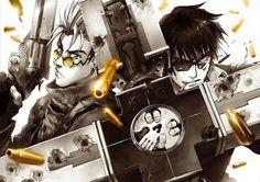Tags: Anime, Trigun, Vash the Stampede, Nicholas D. Wolfwood, deviantART