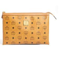 Mcm clutch bag Never worn good condition MCM Bags Clutches & Wristlets