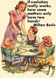 """Haha so right!  Sophia Loren: """"When you are a mother, you are never really alone in your thoughts. A mother always has to think twice, once for herself and once for her child""""."""