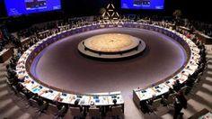Na maanden van voorbereiding was het dan zover: de aftrap van de nucleaire top #NSS in Den Haag. Centraal staat het bestrijden van nucleair terrorisme. Nieuwsuur doet verslag.