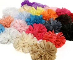 Ballerina Flowers Grab Bag - 12 DIY Flowers *** More info could be found at the image url. Organza Flowers, Diy Flowers, Flowers In Hair, Ballerina Hair, Grab Bags, Amazon Art, Sewing Stores, Flower Making, Photography Props