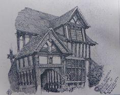 Old Schoolhouse Weobley