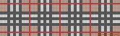 Burberry Muster, Knitting Charts, Knitting Basics, Loom Knitting, Knitting Stitches, Knitting Patterns, Stitch Patterns, Crochet Patterns, Burberry Plaid
