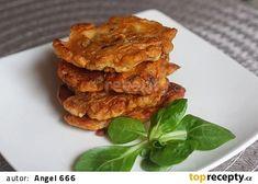 Snack Recipes, Snacks, Cauliflower, Pancakes, Chips, Treats, Vegetables, Breakfast, Diet