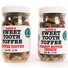 Dave's Sweet Tooth: The ultimate handmade, homemade, Michigan-made toffee