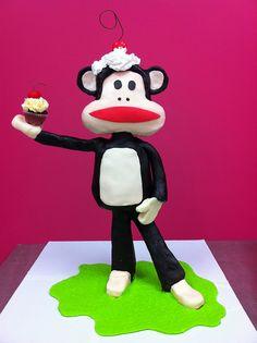 Paul Frank cake!