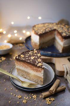 Baking Recipes, Cake Recipes, No Bake Bars, Piece Of Cakes, Sweet Cakes, High Tea, Food Inspiration, Sweet Recipes, Sweet Treats