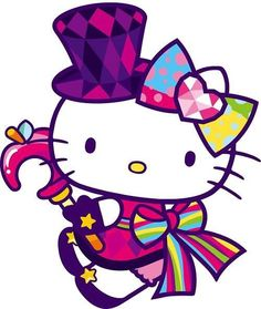 Showtime kitty ✿ ✿  ✿ ☻
