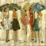 Kathryn Trotter Art-- I want it all!
