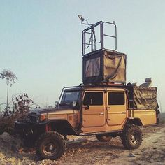 Foto de : @fj40landcruisers #Fj40Venezuela #Toyota #LandCruiser #PasionFj40…
