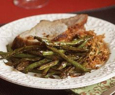 Chinese Restaurant-Style Sautéed Green Beans Recipe