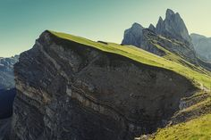alp impressions VI by Lukas Furlan