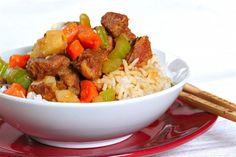 Фото к рецепту: Рис по-китайски