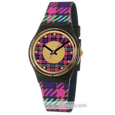 Swatch Tweed GB147 - 1992 Fall Winter Collection