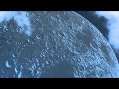 Et si la Lune se trouvait à la même distance de la Terre que la station ...