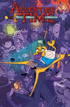 "Read ""Adventure Time Vol. by Pendleton Ward available from Rakuten Kobo. It's the end of one era and the beginning of another in this collection that includes the very the last issue by Ryan No. Adventure Time Poster, Adventure Time Wallpaper, Adventure Time Finn, Adventure Time Cartoon, Adventure Time Pictures, Cartoon Network, Marceline, Abenteuerzeit Mit Finn Und Jake, Finn Jake"