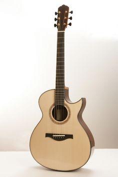 Mario Beauregard Guitar Builkder Luthier, Montreal, Canada | Beauregard Guitars