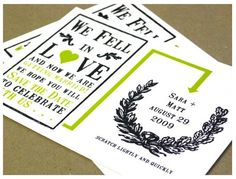 How Fun? Scratch Off Save the Dates! « Better Together Events