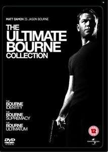 Bourne Series - must own this