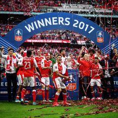 Arsenal FC - FA Cup winner 2017