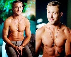 Ryan Gosling! YES PLEASE!