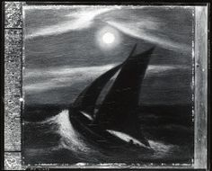 (no title given), Albert Pinkham Ryder (attributed), photograph of painting, photographed by Peter A. Juley & Son ca. 1920, Archives and Special Collections, Smithsonian American Art Museum. I don't know the present location of this painting.